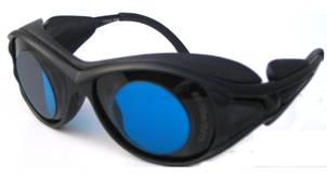Laser Safety Glass, Goggle
