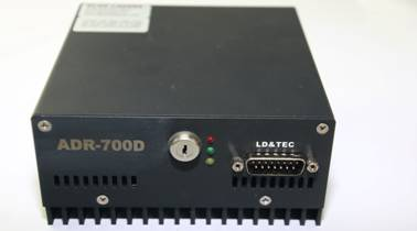 ADR-700D Power Supply, Front Panel
