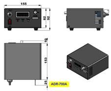 465nm Blue Diode Laser, ADR-700A