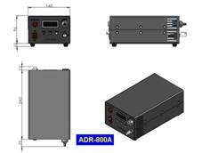 593.5nm Yellow DPSS Laser with Fiber Coupled, ADR-800A