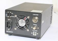 ADR-800A Power Supply, Rear Panel
