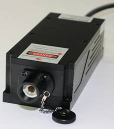 561nm Yellow-Green DPSS Laser, T8 Series