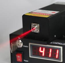 635nm Red Diode Laser with Fiber Coupled