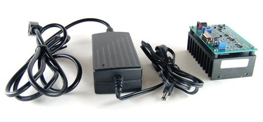 DC Driver & AC Adapter