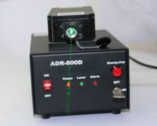 639nm Red DPSS Laser, T8 & ADR-800D Power Supply