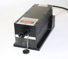593.5nm Yellow DPSS Laser, T7 Series,