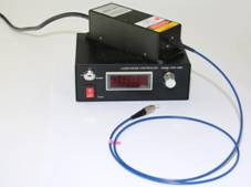 1060nm Infrared Diode Laser, SM/PM Fiber Coupled