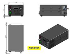 532nm Green Low Noise Laser, ADR-900A