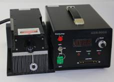 532nm Green Low Noise Laser, N9 Series, ADR-900A power supply