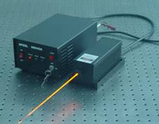 593.5nm Yellow DPSS Laser, T6 & ADR-800D Power Supply