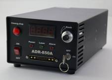 ADR-850A Power Supply, Front Panel